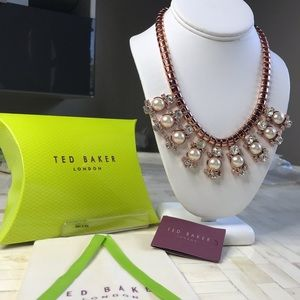Ted Baker London Bib Statement Necklace